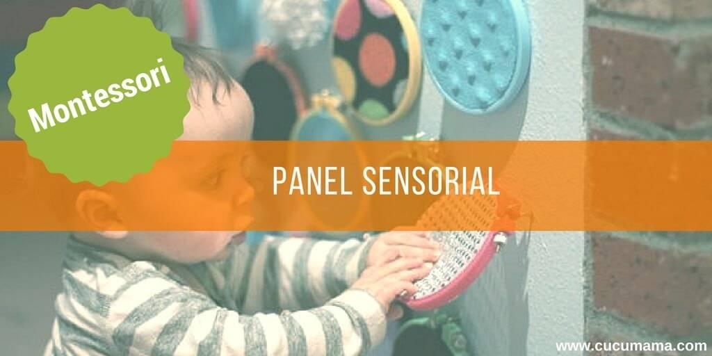 panel sensorial