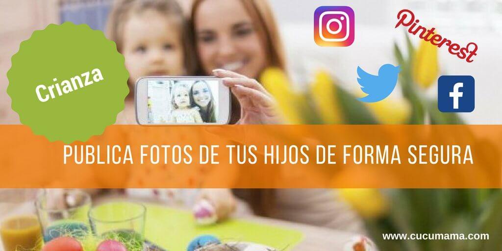publicar fotos en las redes