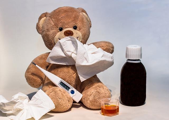 fiebre en los bebés